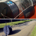 福州单筒移动式防爆阻隔网
